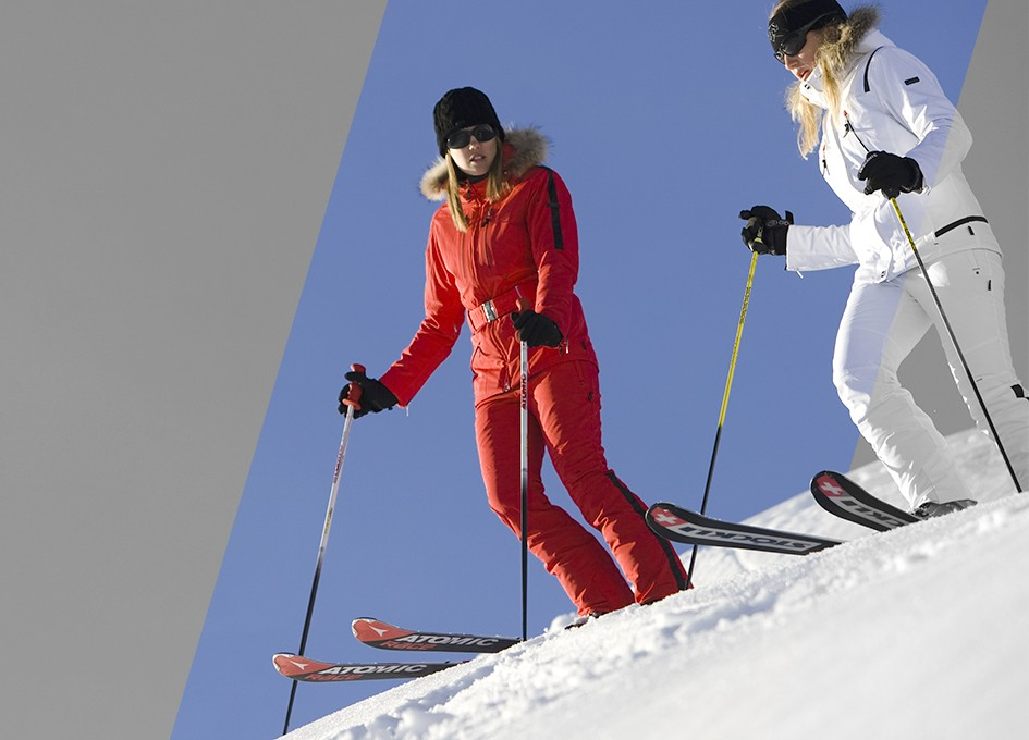 Rent your ski equipment in Courchevel